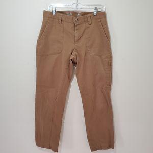Mountain Hardwear light brown pants size 30/30